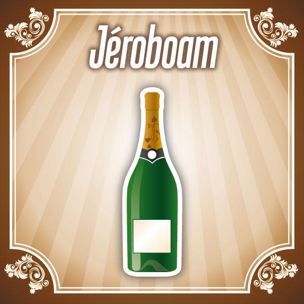 jéroboam champagne ruinart