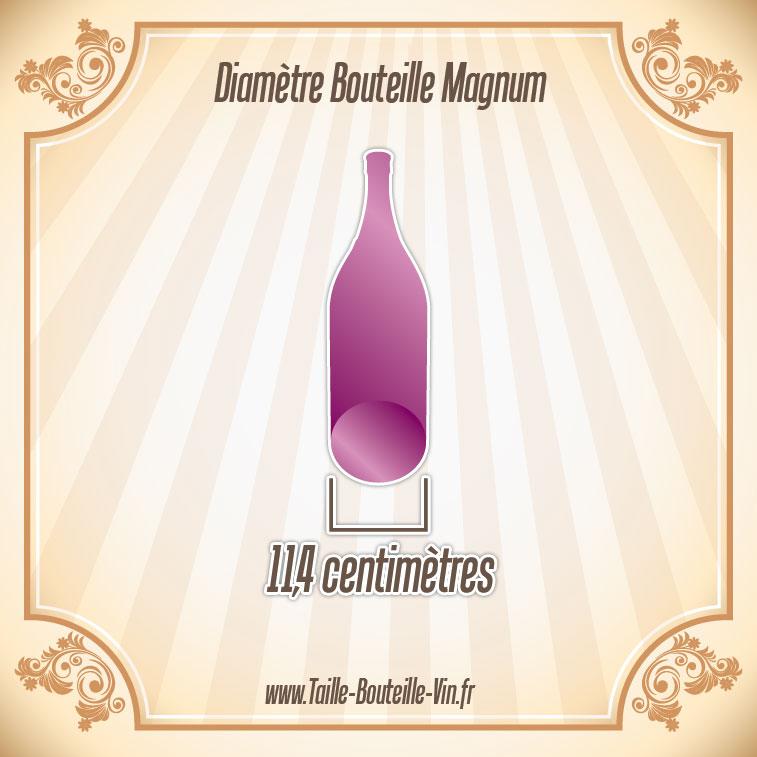 taille d un bouteille de vin